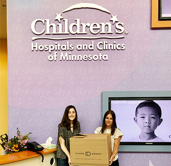 July partnership with Children's Minnesota