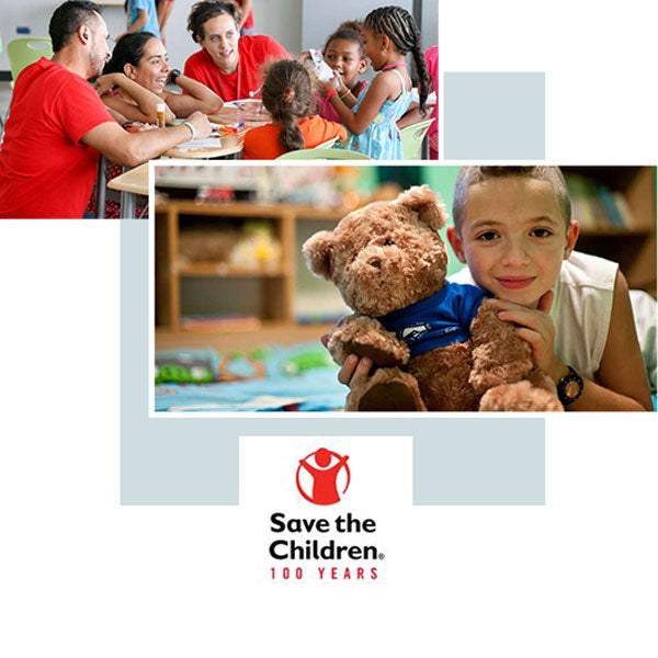 September partnership with Save the Children