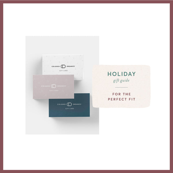 Holiday Gift Guide: Gift Cards