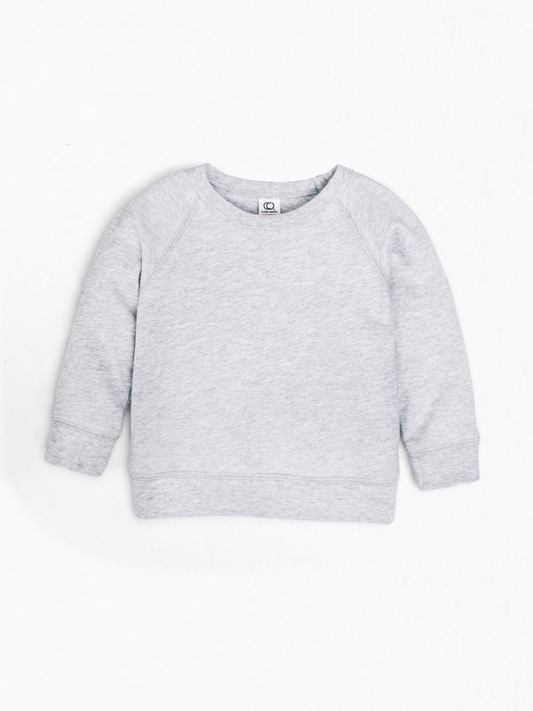 Brooklyn Pullover - Baby-Kids : Tops : Long Sleeves - Colored Organics
