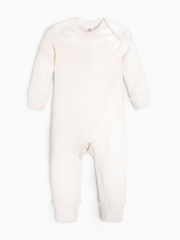 Aspen Romper - Baby : Rompers : Long Sleeves - Colored Organics