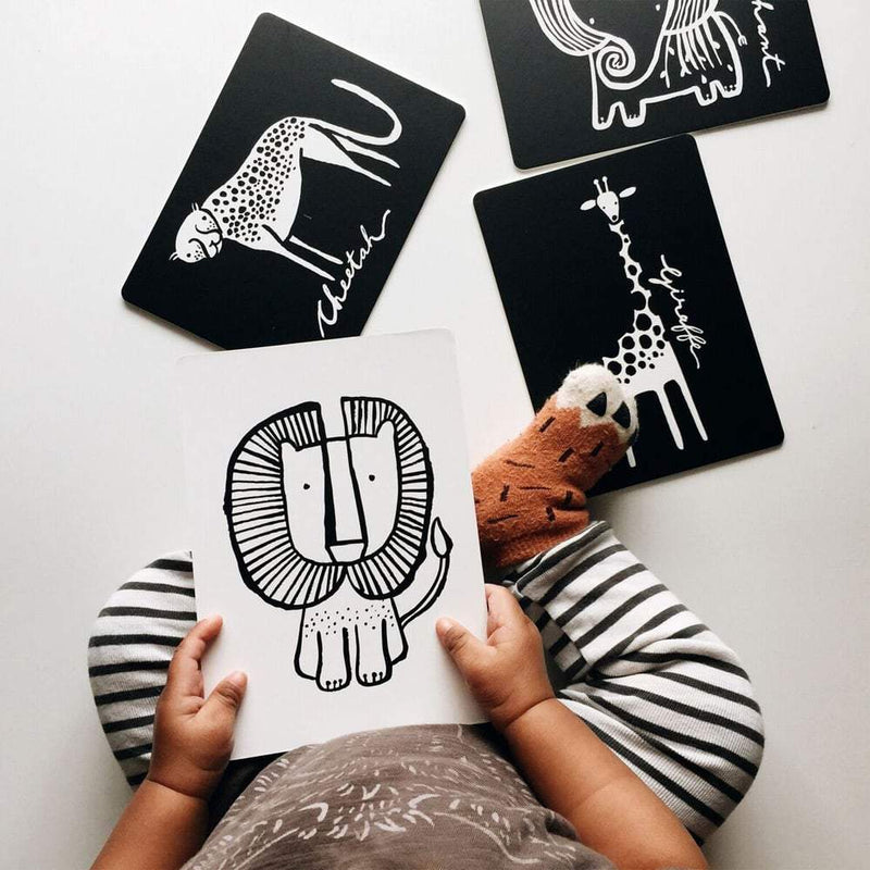 Brands We ♥︎ | Art Cards for Baby