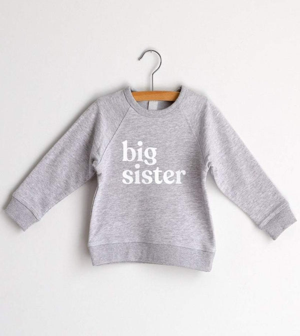 Big Sister Pullover