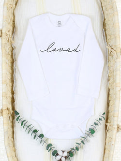 Brands We ♥︎ | Loved Long Sleeve Bodysuit