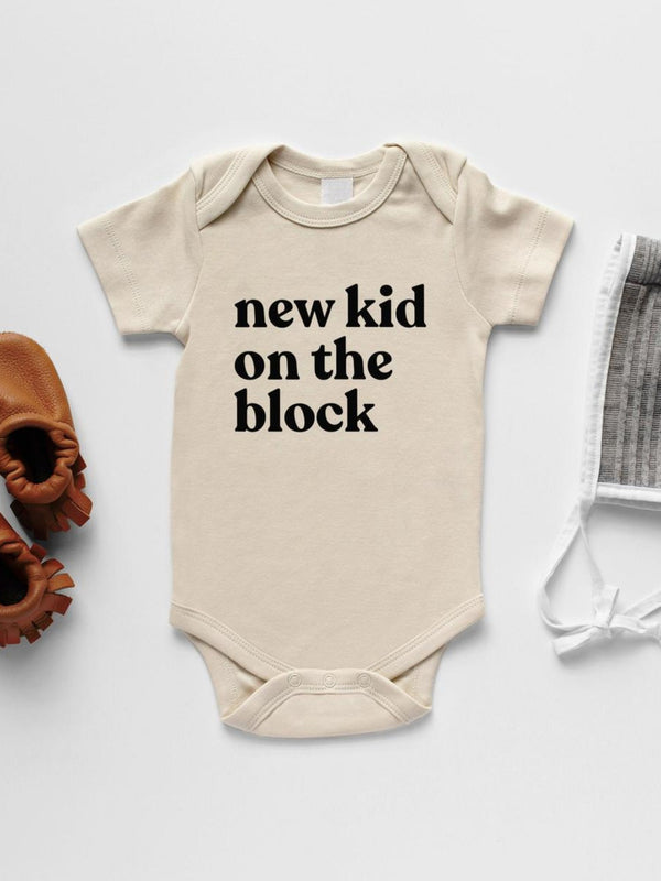 New Kid On The Block Short Sleeve Bodysuit