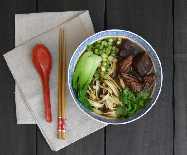 Taiwan Beef Noodle Soup Kit (serves 4 to 8)