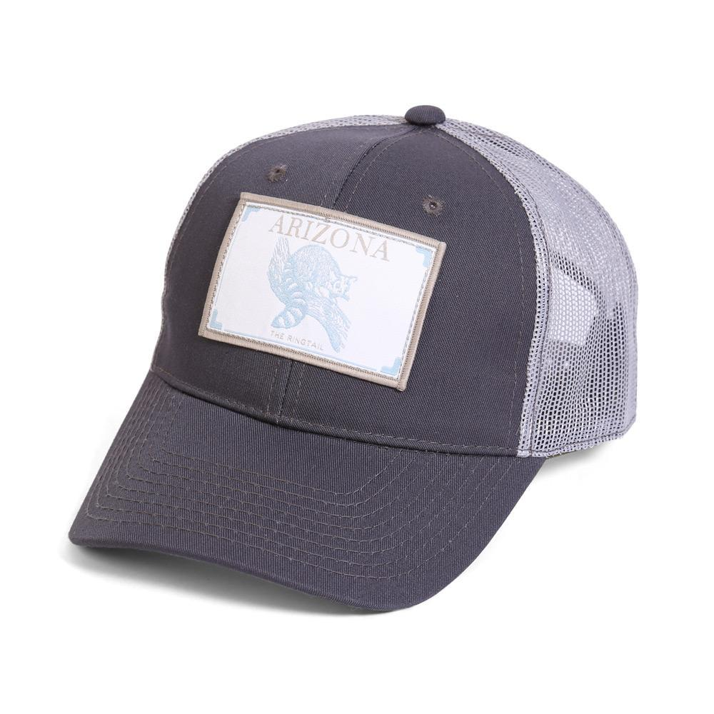 Conner Hats Grey/Light Grey / One Size Arizona Ringtail State Wildlife Cap