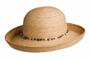 Conner Hats Beach Hats Natural / One Size Arizona Ladies Summer Raffia Hat