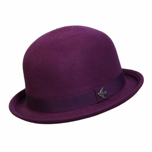 St George Wool Bowler Hat Conner Hats