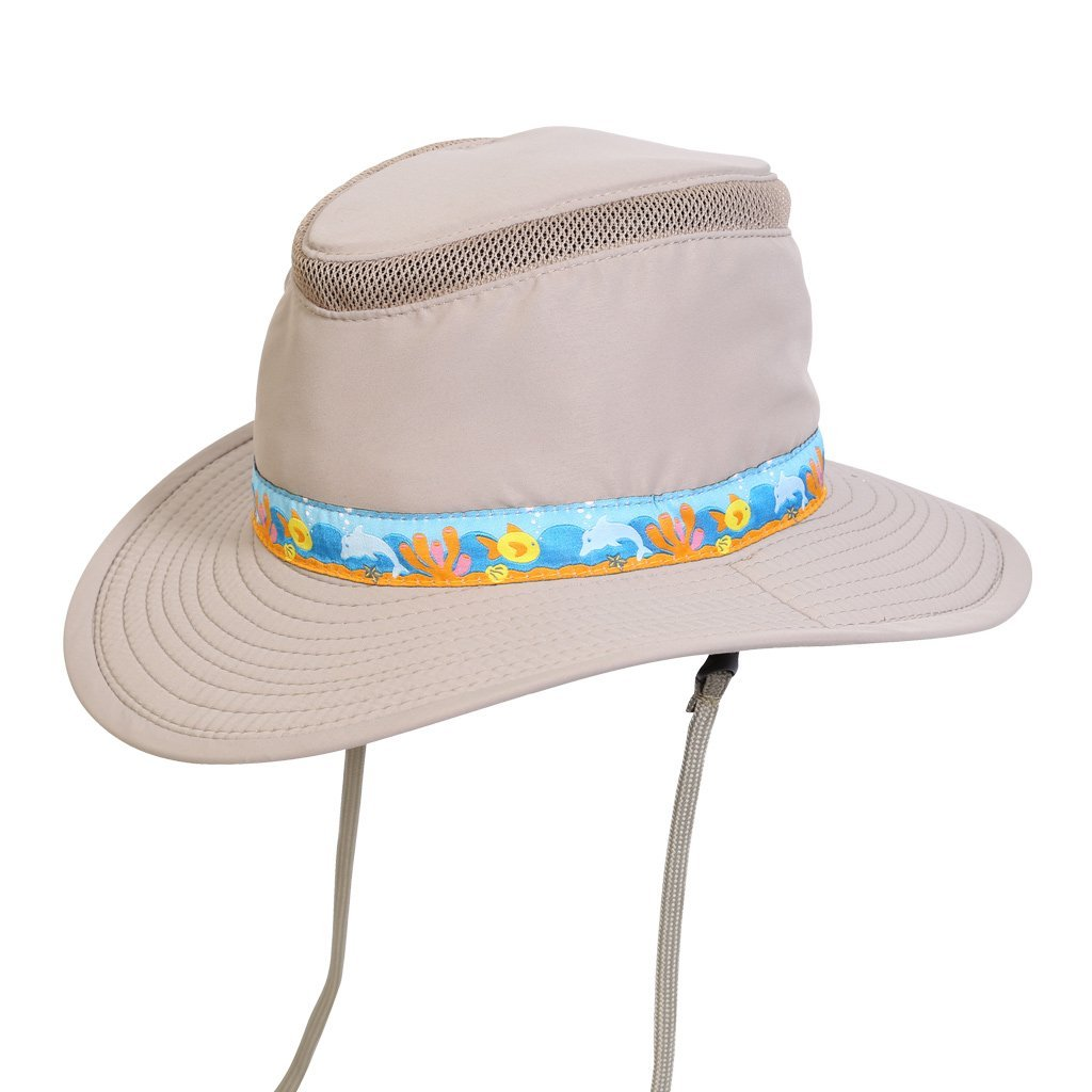 Conner Hats Sand / Small (ages 2-6) Boys and Girls Sun Protection Hat