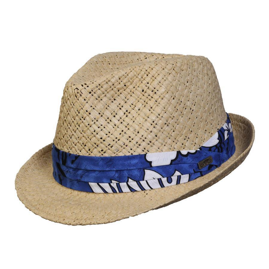 Conner Hats Fedoras Natural / Small/Medium Waikiki Toyo Fedora