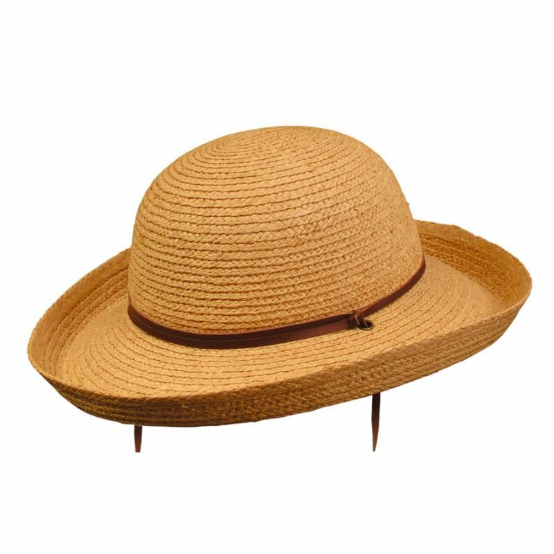 Conner Hats Gardening Hats Natural   One Size Bangalow Ladies Straw  Gardening Hat 413634095a8