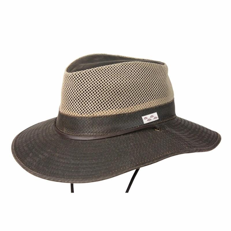 daaa33d722c Conner Hats Hiking Hats Mountain Breeze Crushable Hiker Hat