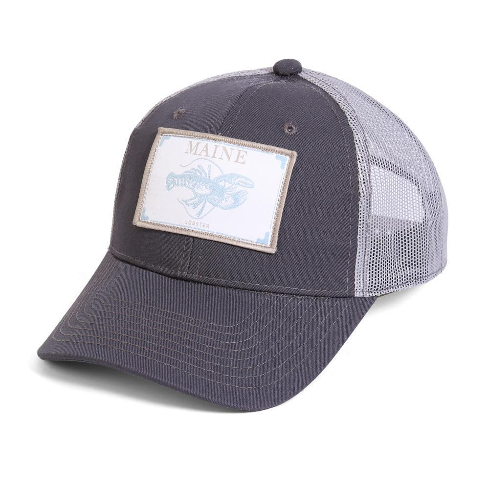Conner Hats Grey/Light Grey / One Size Maine Lobster State Wildlife Cap