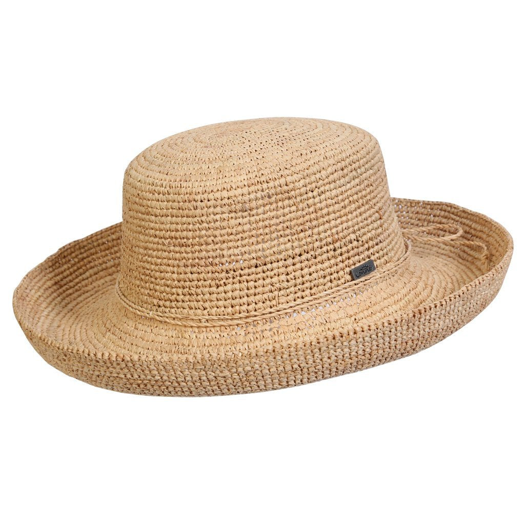 d117ae93389 Conner Hats Natural   One Size Moorea Island Raffia Beach Hat