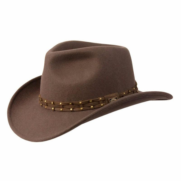 42d785d65a7 Wyoming Outback Wool Hat
