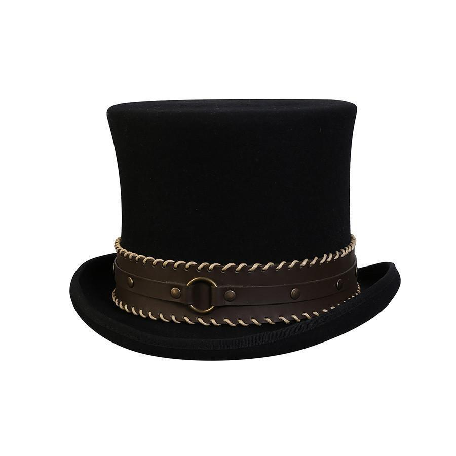 Favoriete The Grinder Steampunk Top Hat | Conner Hats &PK07