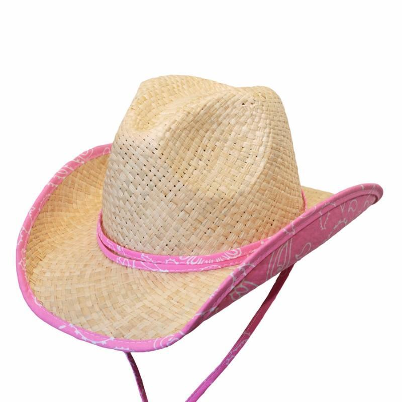 Conner Hats Western Hats Pink   One Size Country Kids Western Hat cfcf1042d1f