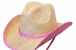 Conner Hats Western Hats Pink / One Size Country Kids Western Hat