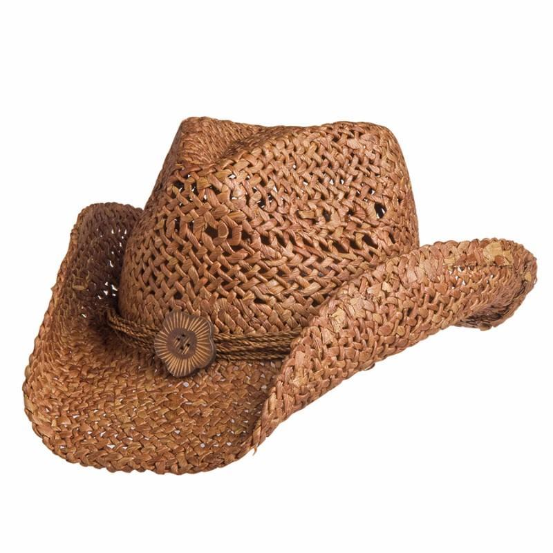 186d3024da9a35 Conner Hats Western Hats Clay / One Size San Diego Womens Maize Western Hat