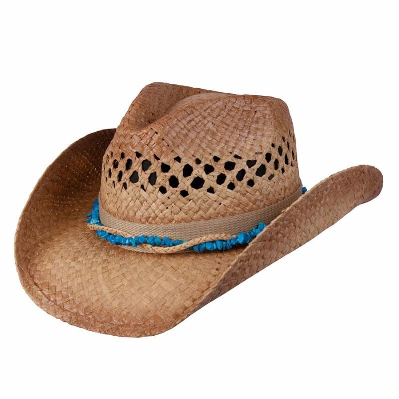 Conner Hats Western Hats Caramel / One Size Stones & Straw Western Shapeable Hat
