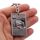 ONE PIECE: Wanted Poster Key Chains