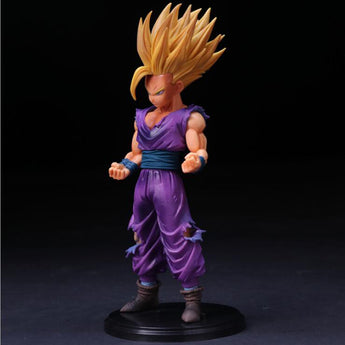 Dragon Ball Z: Super Saiyan Son Gohan Action Figures