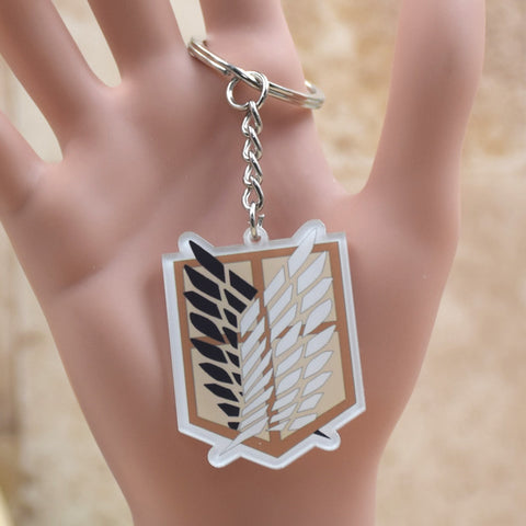 Attack on Titan: Keychains