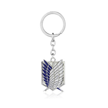 Attack On Titan: Wings of Freedom Key Chain