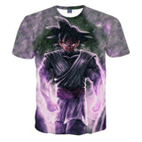 Dragon Ball Z: 3D Printed T-shirts