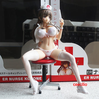 Anime:  ER Nurse Kotone collectabile Figure 22CM / 1/6 scale