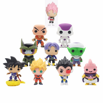 Dragon Ball super  Funko Pops Figures