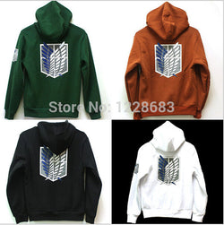 Attack on Titan Scouting Legion Anime Sweaters & sweats