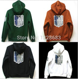 Attack on Titan Scouting Legion Sweaters & sweats