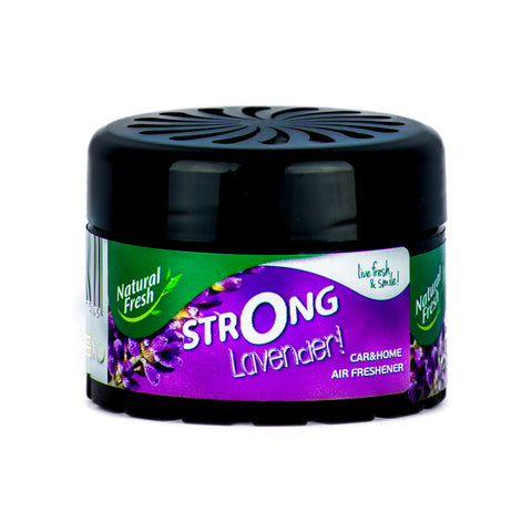 Natural Fresh Strong Vanilla Standing Organic