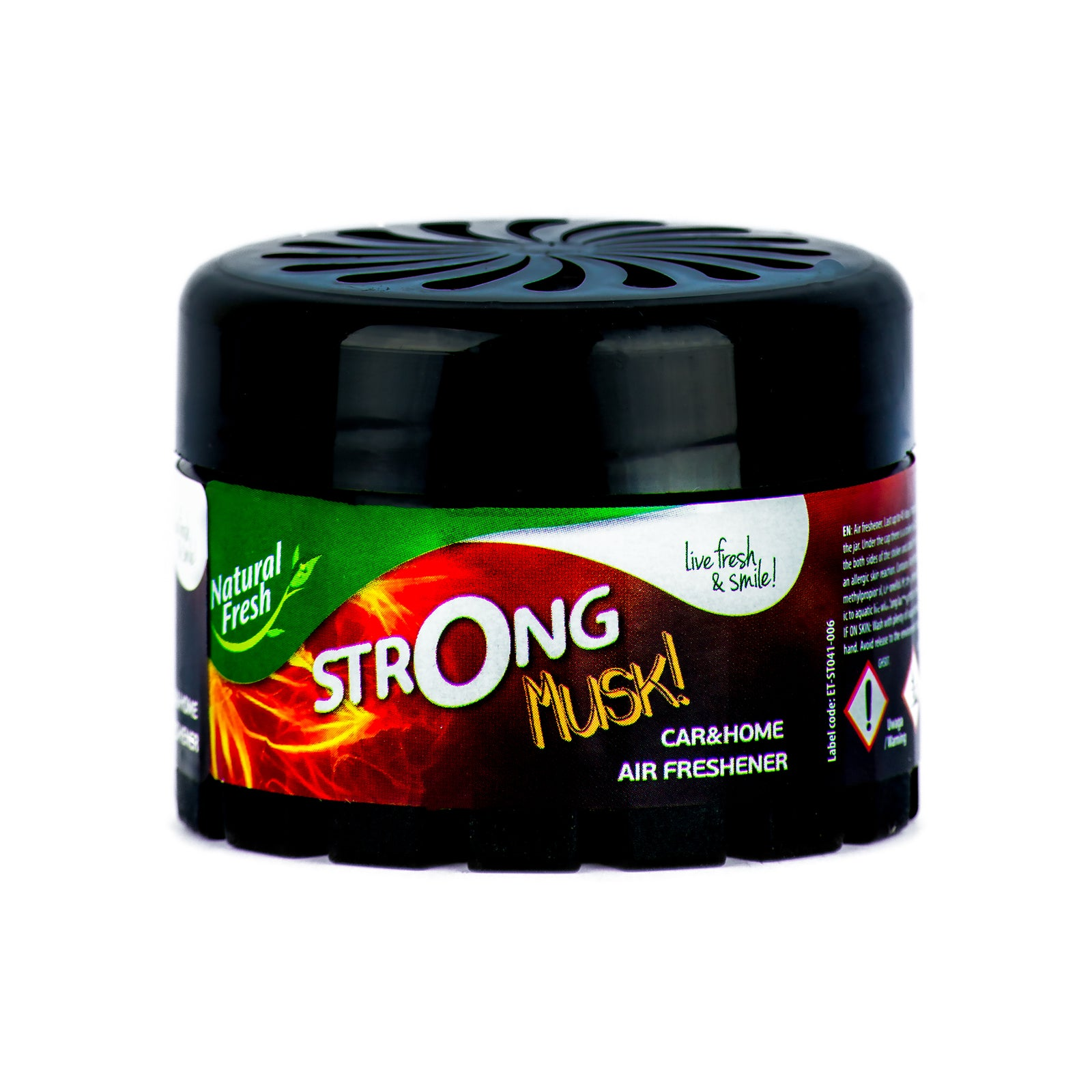 Natural Fresh Strong Musk Standing Organic
