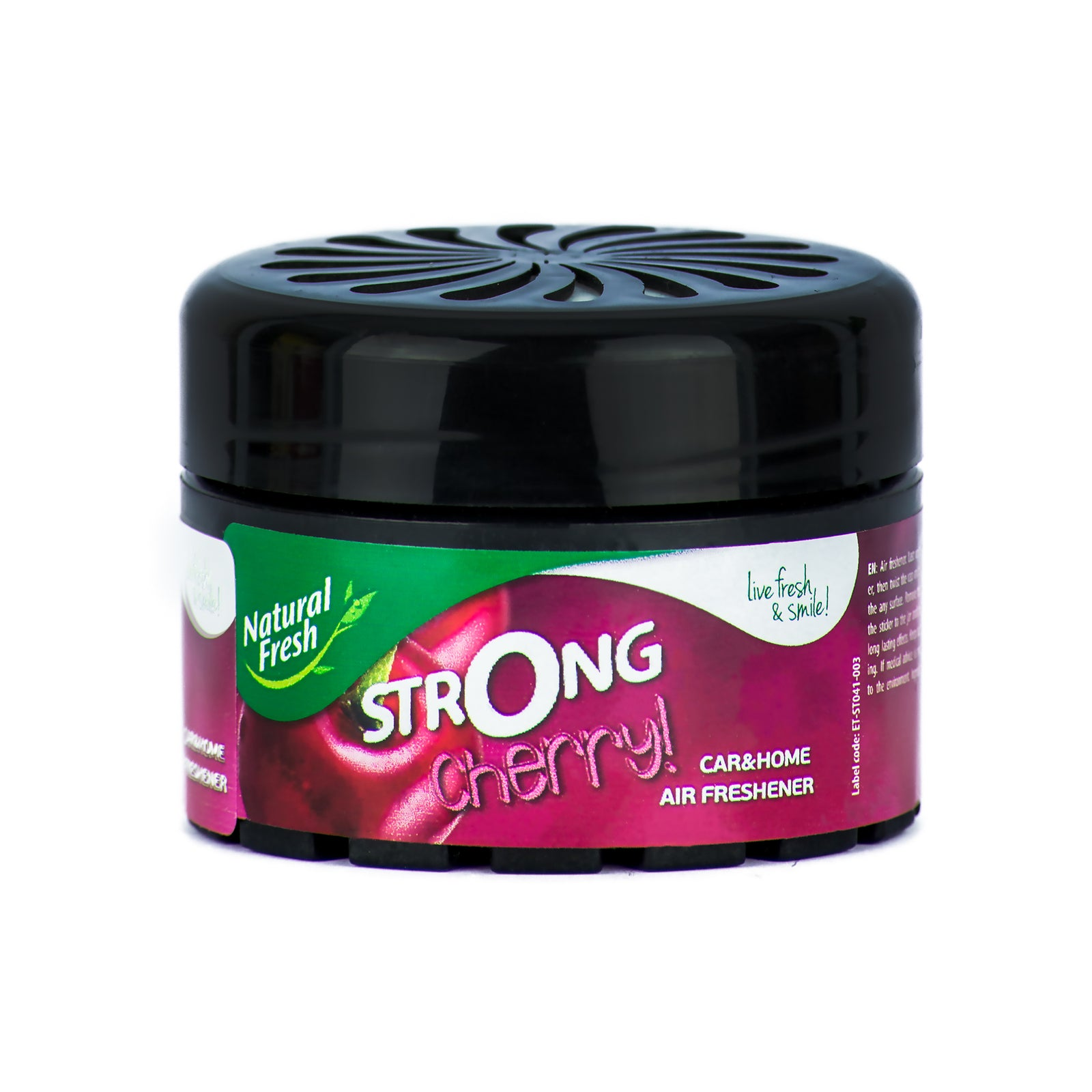 Natural Fresh Strong Cherry Standing Organic