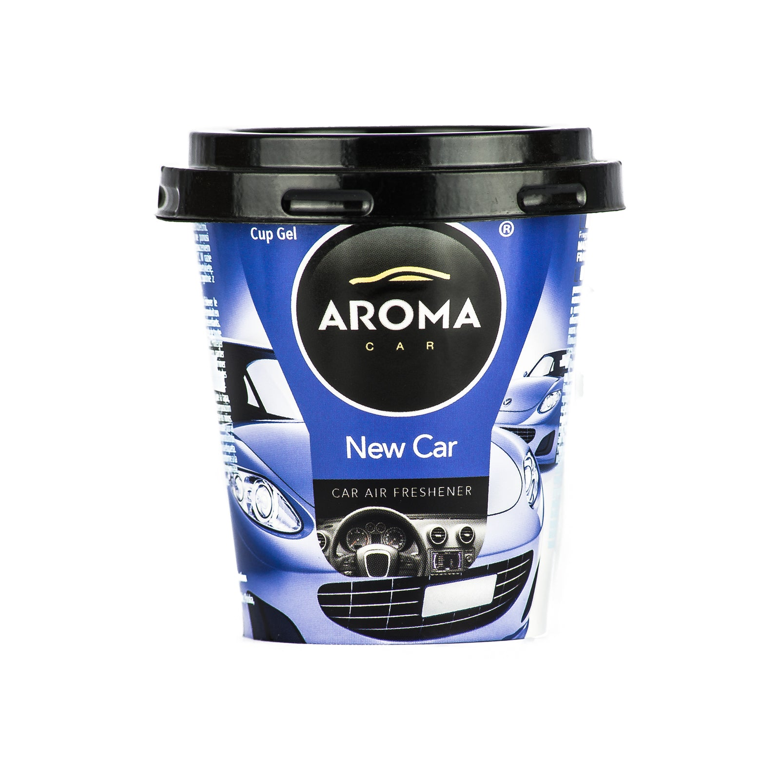 Aroma Car Cup Gel New Car Standing