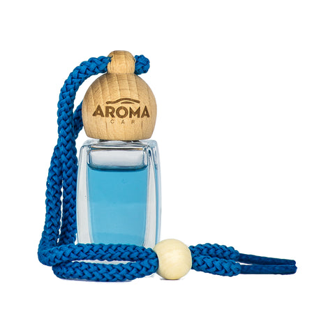 Aroma Car Credit Card 4 ml Vanilla Hanging Membrane