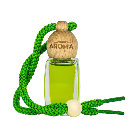 Aroma Car Crystal Wood Baby Alcohol Free 7ml Hanging
