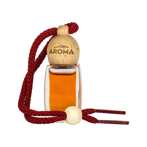 Aroma Car Prestige Bag Silver Hanging Polymers