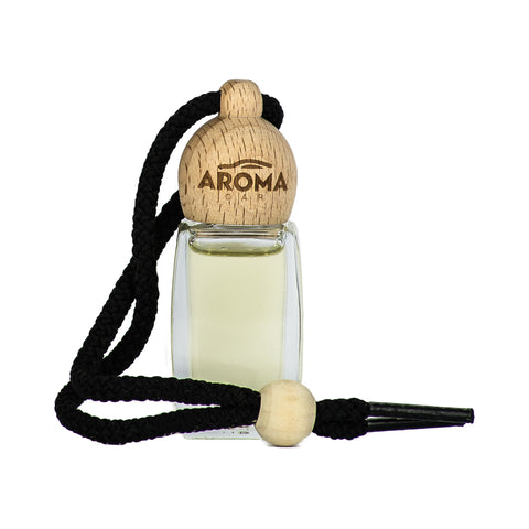 Aroma Car Wood Mini 4 ml Ocean Hanging