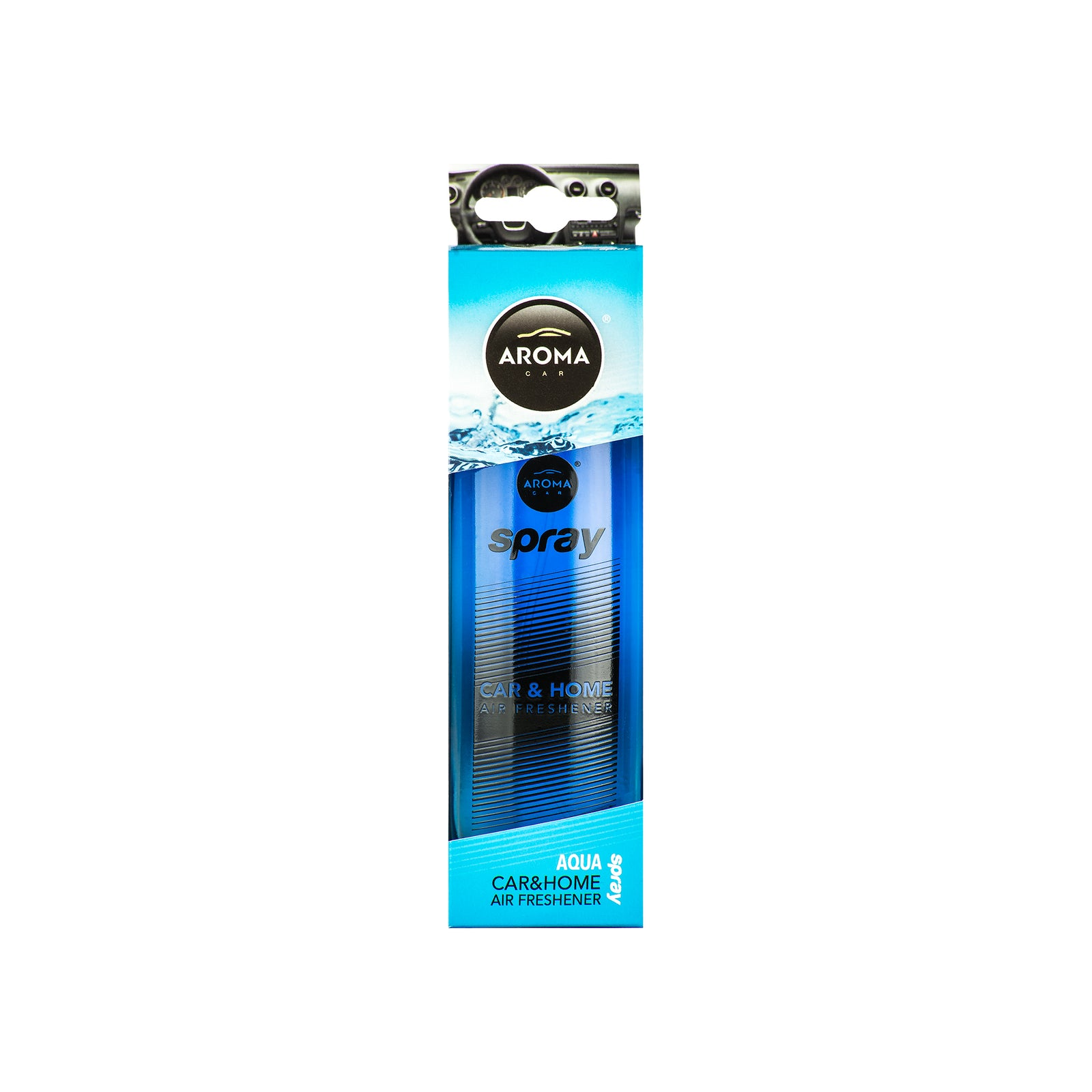 Aroma Car Pump Spray 50 ml Aqua