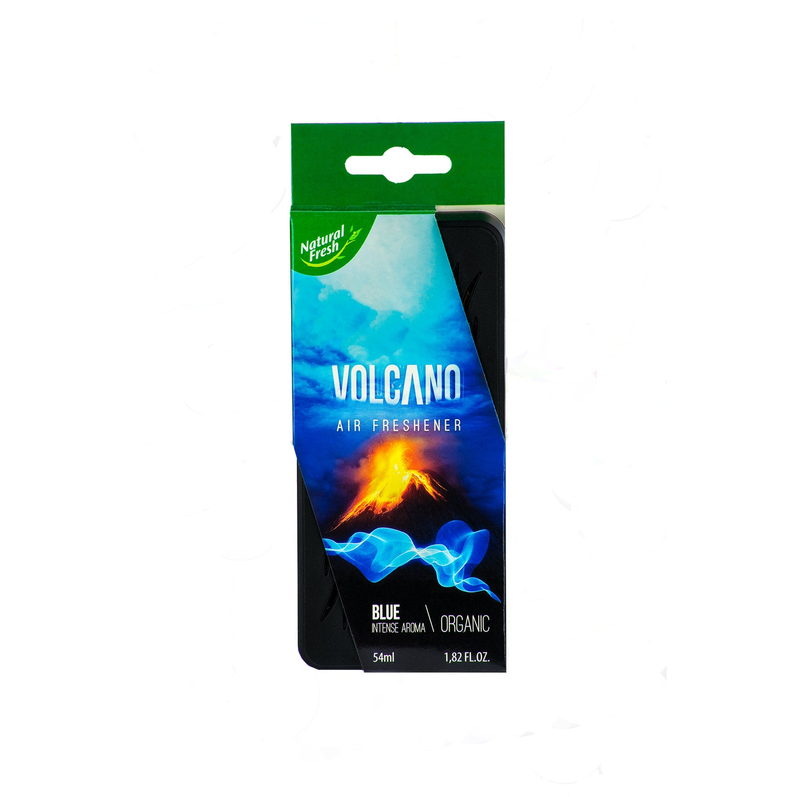 Natural Fresh Volcano Organic Blue Standing