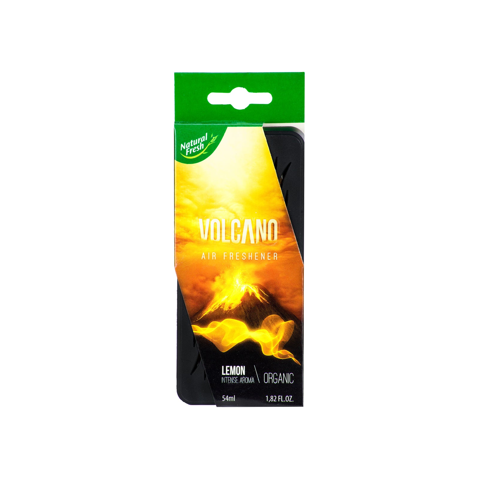 Natural Fresh Volcano Organic Lemon Standing