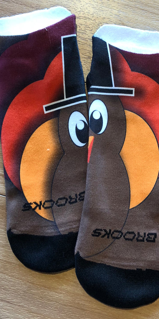 Big Turkey No-Show Sock