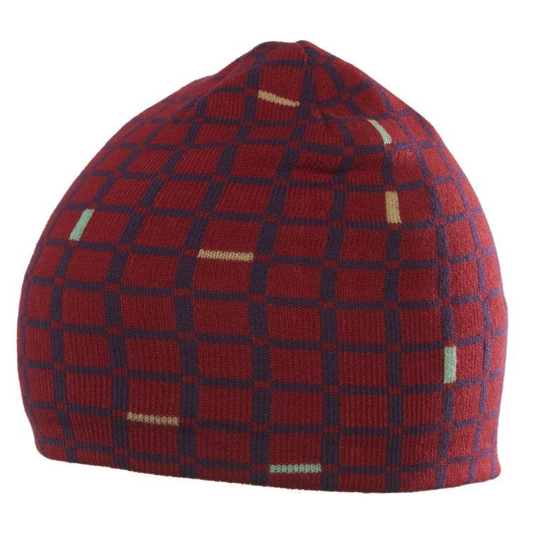 Fred Geometric Pattern Magic Knit Beanie