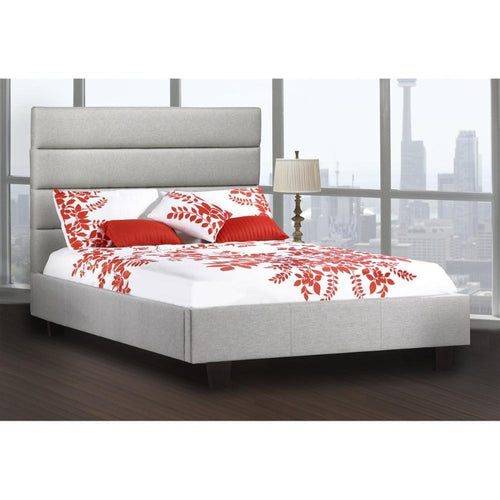 Made in Canada Riya Platform Bed - Down Under Bedding and Mattresses
