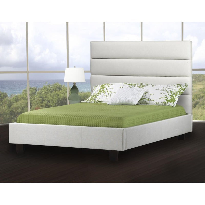 Made in Canada Angela Platform Bed - Down Under Bedding and Mattresses