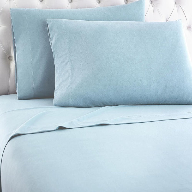 100% Rayon From Bamboo Sateen Fitted Sheets